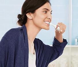come si usa spazzolino elettrico